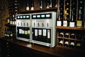 8 Bottle Retail Wine Bar Self Service