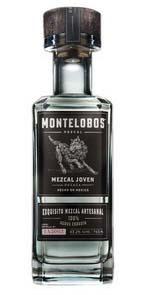 Montelobos Mezcal Joven tequila