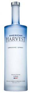 american harvest organic vodka