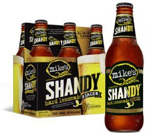 newmike's hard lemonade authentic shandy