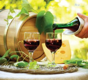 wines of spring by edward korry