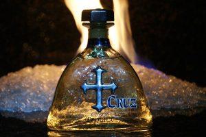 cruz tequila - avocado margarita - cinco de mayo