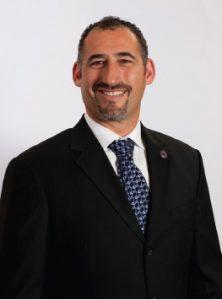David Nepove - usbg national president