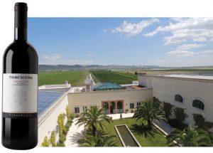 wine - Tomaresca Torcicoda 2011