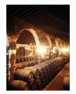 sherry wine education with ed lorry