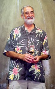 Retiring Winemaker  Tom Rinaldi
