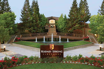 Rodney Strong Vineyards.