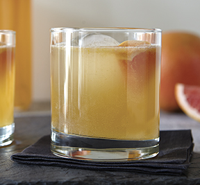 Sparkling Grapefruit Tequila Punch