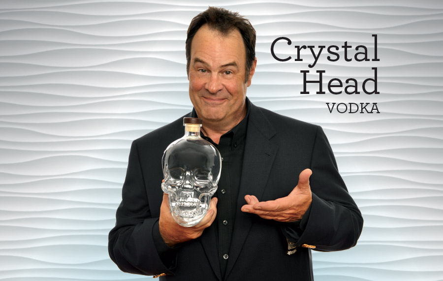 Image result for Crystal Head Vodka: Corn Vodka From Newfoundland