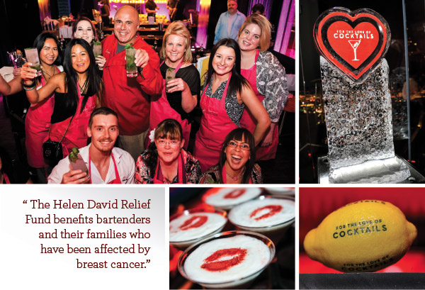 """For the Love of Cocktails"" photo credit:  Mona Shield Payne - Back Bar USA / FTLOC.Vegas"