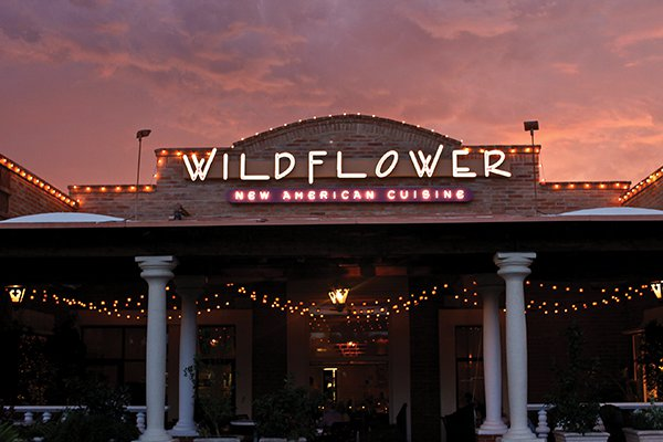 The Wildflower in Tucson.