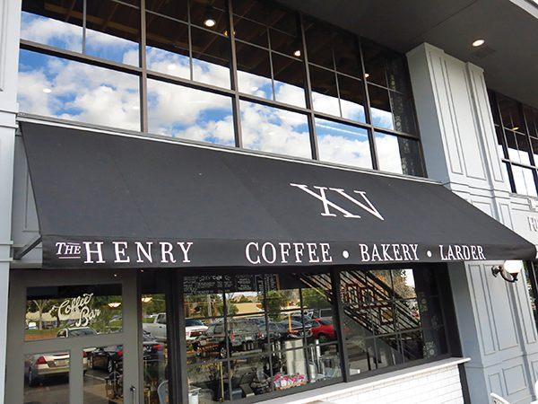 XV Coffee Shop.