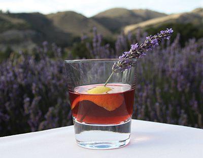 CVR Lavender Sazerac