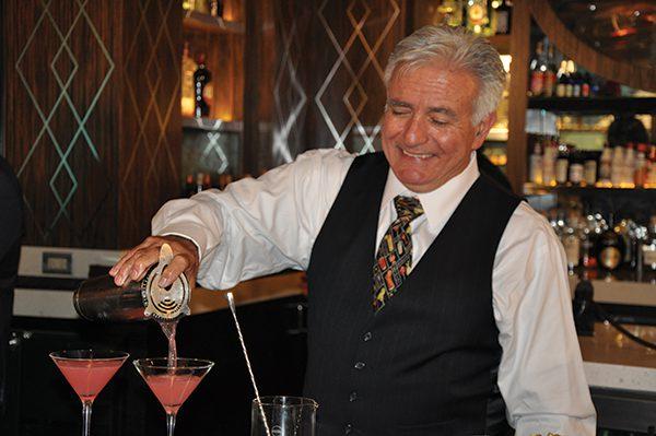 Barman Extraordinaire, Dale DeGroff.