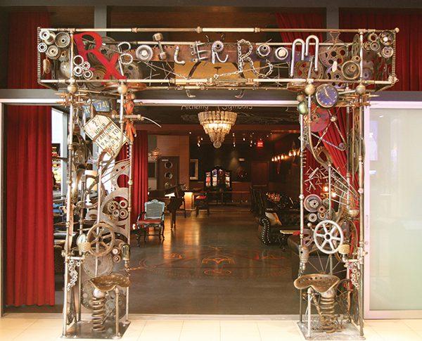 Rx Boiler Room Entrance.