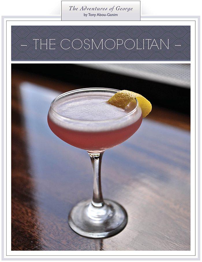 Long Island Bar Cosmopolitan.   Photo by Al Rodriguez Photography.