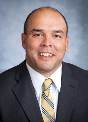 Trevor Estelle, vice president at the TIPS program