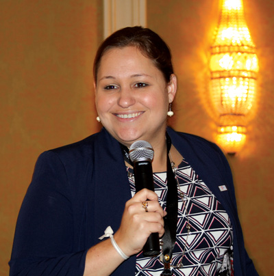 Lauren LaViola, executive director of CORE
