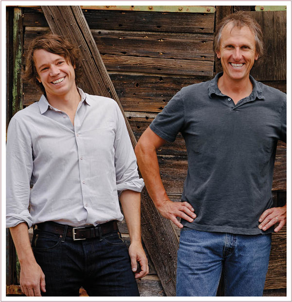 Charles Bieler and Joel Gott