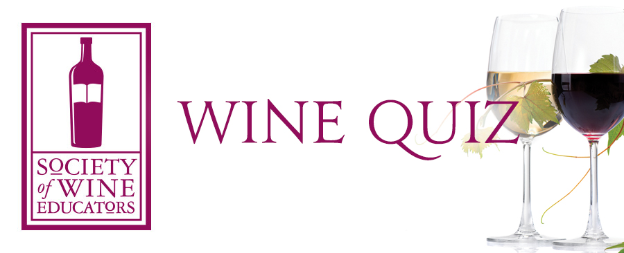 WineQuiz header