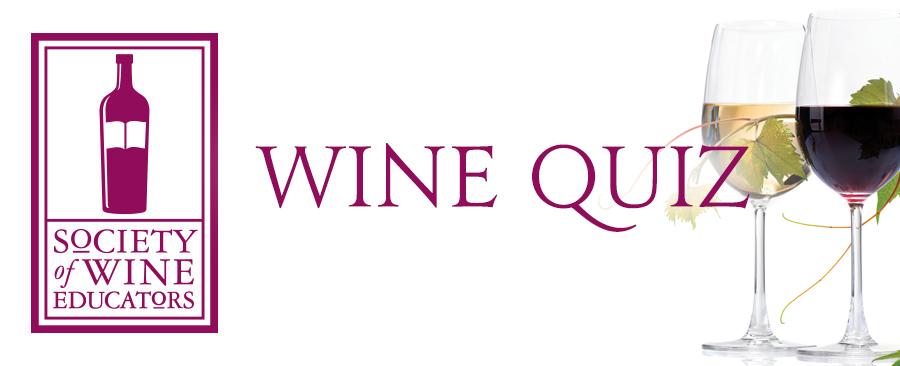 WineQuiz header