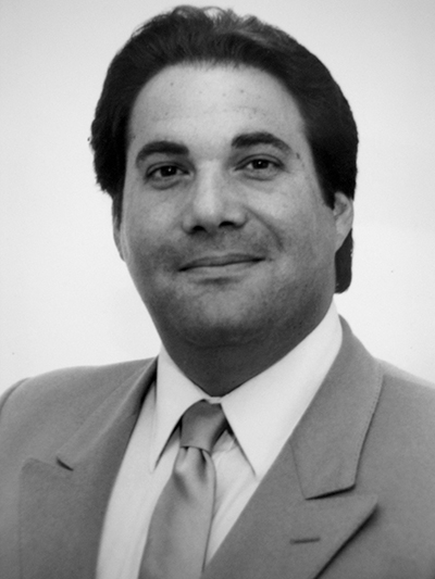 Jeff Bartfield, circa 2000.