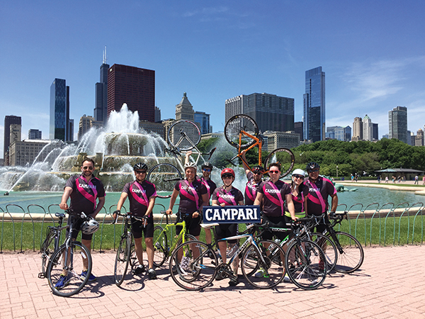 Team Negroni in the Windy City.
