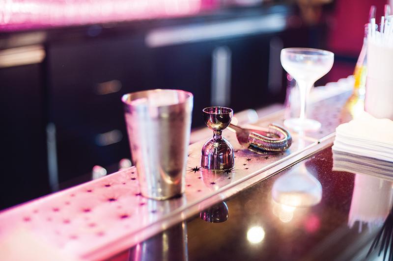 The Starlight Room bar