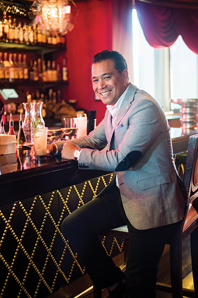 Linh Pham, Director of Food & Beverage for San Francisco's Scala's Bistro, Bar Drake and The Starlight Room.
