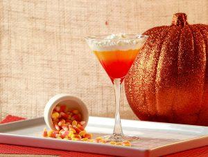 Stoli Candy Corn Cocktail