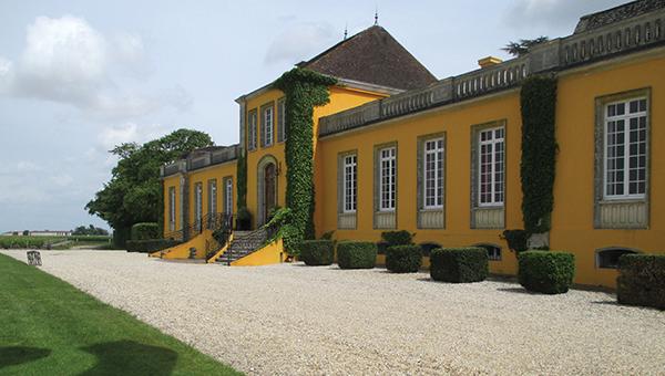Château Lafon-Rochet, Saint-Estèphe.