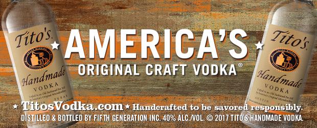 Tito's Vodka Ad