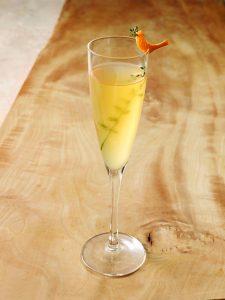Hotel Granvia - Birdsong Cocktail Recipe
