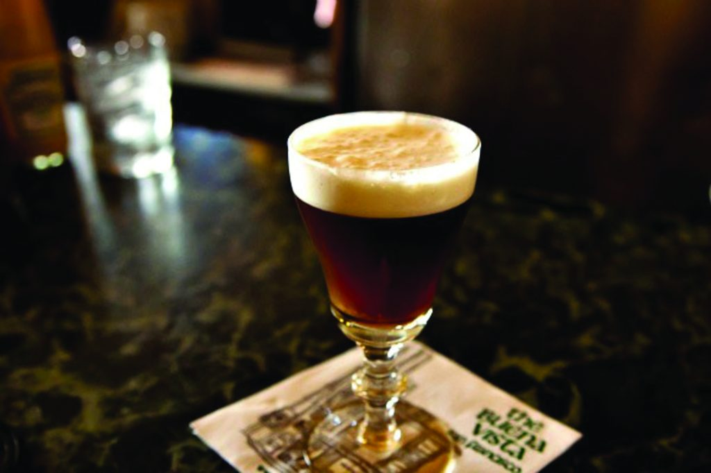 tony abou ganim - irish coffee best