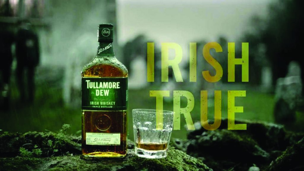 tullamore dew - irish whiskey