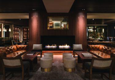 Bayou & Bottle lobby bar