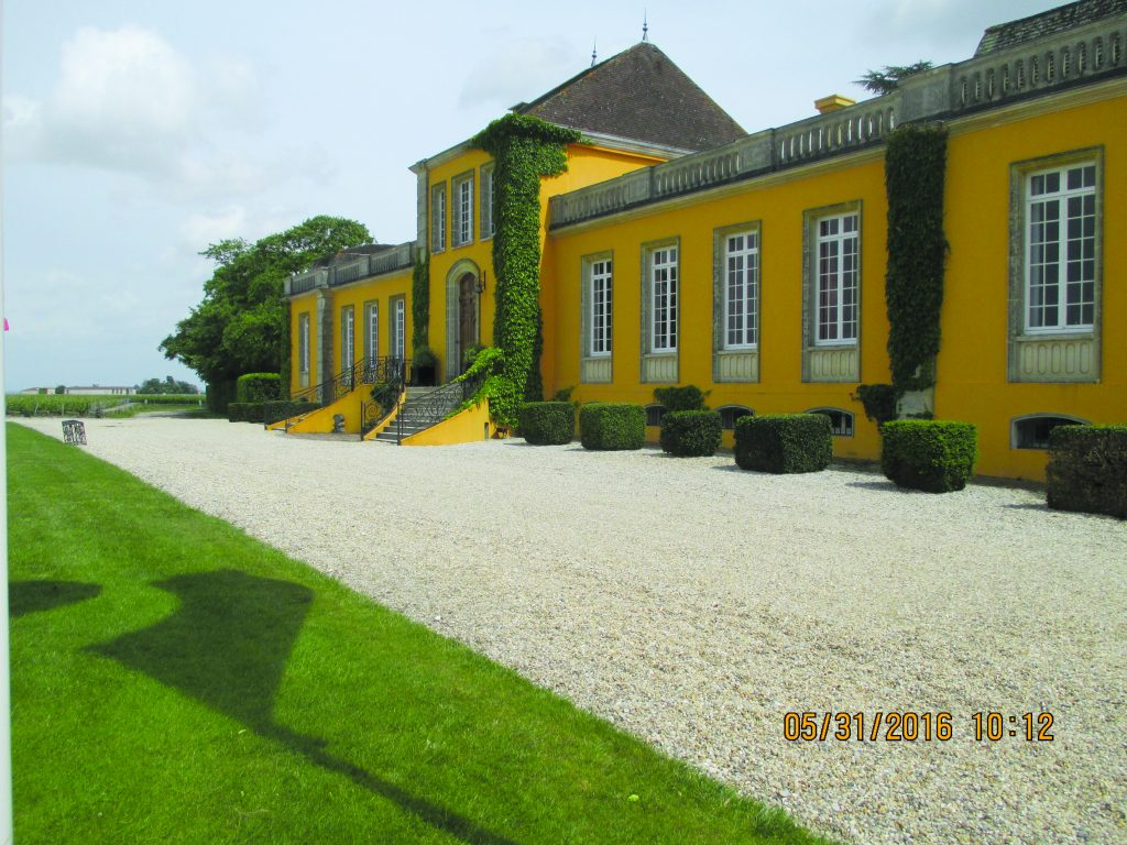 Château Lafon-Rochet practices biodynamic agriculture