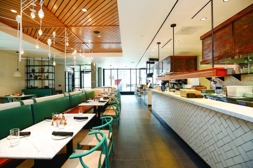 SAGE Kachina Southwestern Grill In Downtown Denver