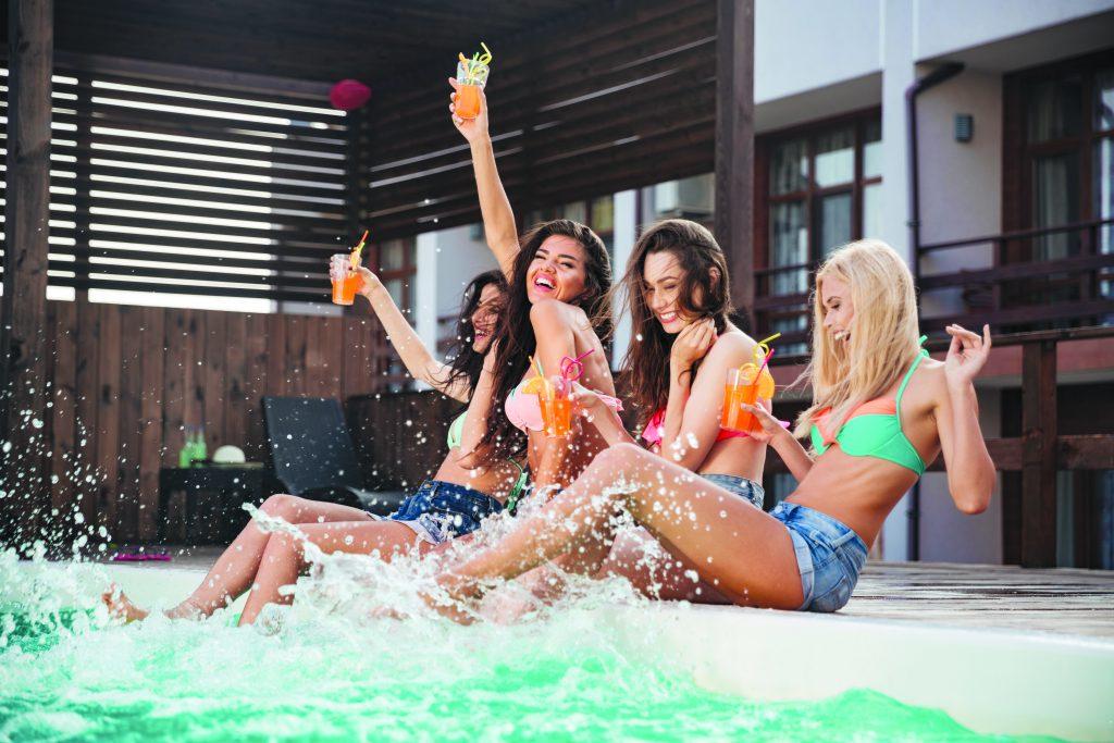 summer cocktail beverage program