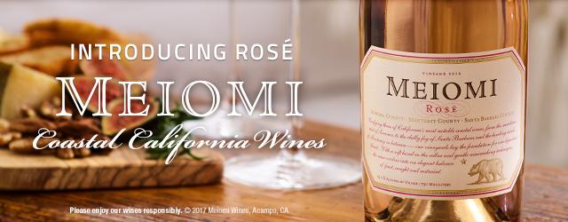 Meomi Rose Wine