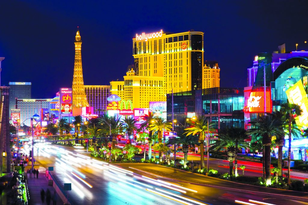 Las Vegas - Tony Abou-Ganim
