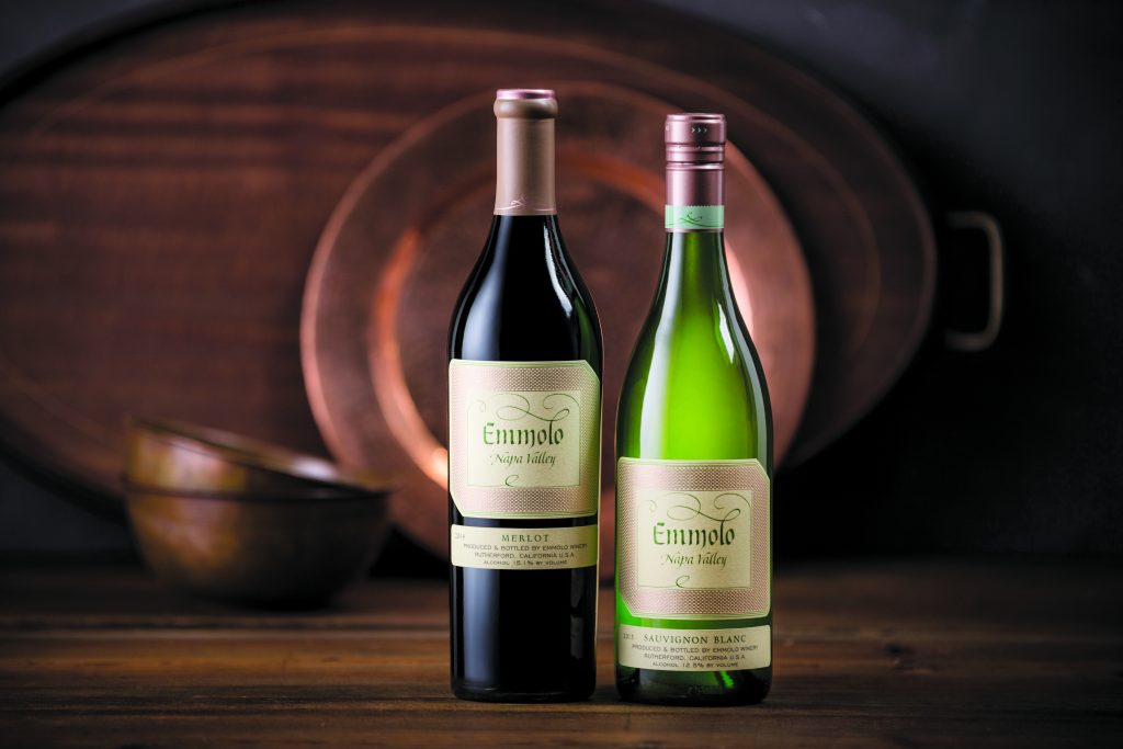 Emmolo Wines