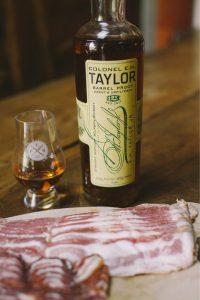 Col. E.H. Taylor Barrel Strength