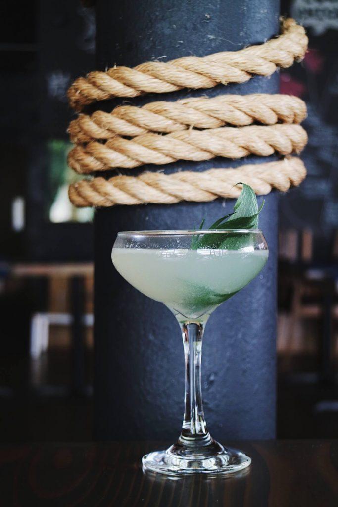 Cocktail Recipe and image courtesy of Brush Sushi Izakaya, Decatur, GA
