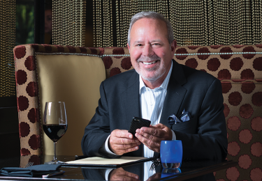 Bradley Moore, Vice President, Food and Beverage Operations, Interstate Hotels & Resorts