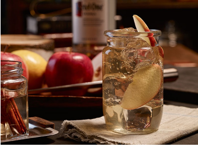 Ketel One Spiced Winter Cider photo credit Ketel One