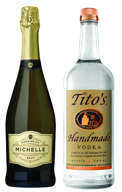 titos and st michelle
