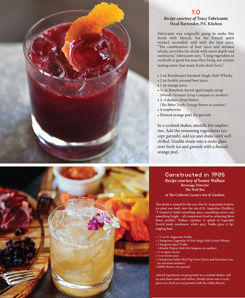 winter cocktail recipes