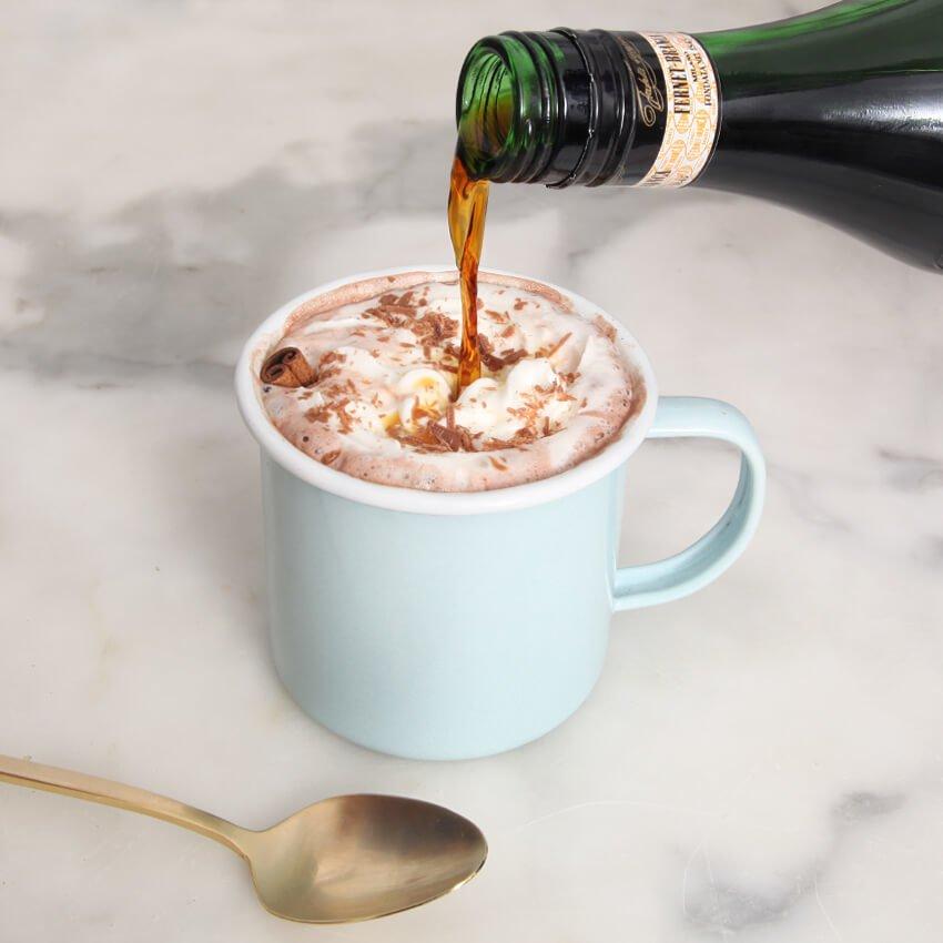 Fernet Branca Cocoa Cocktail
