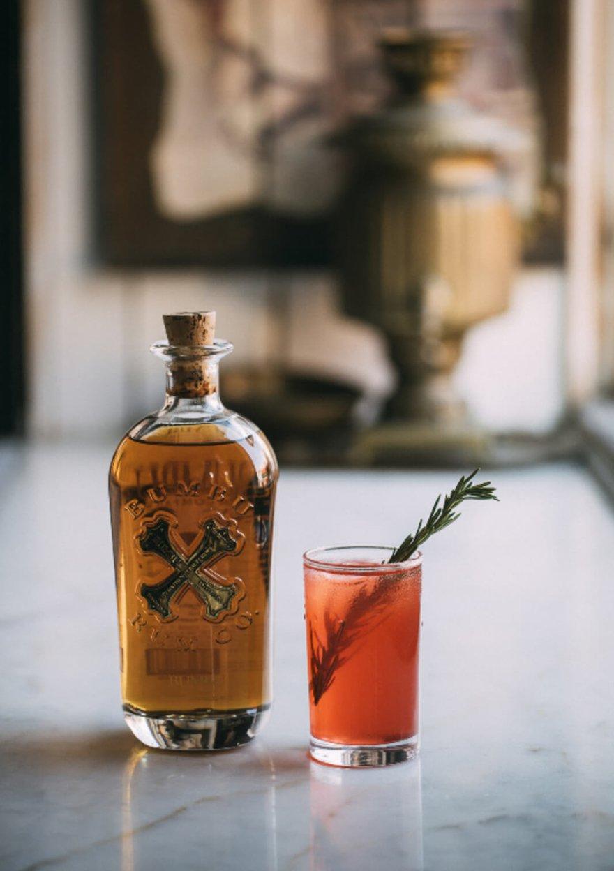 Freaky Tiki Cocktail